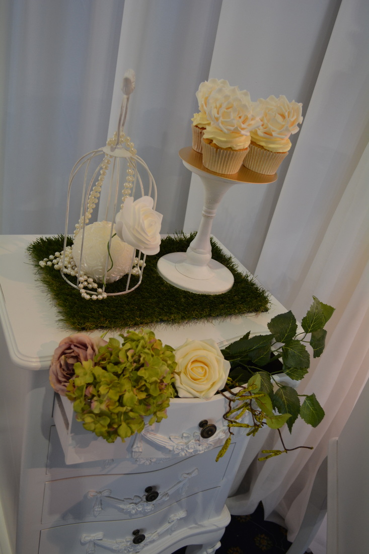 Nerissa Eve Weddings Sweet table hire Kelham Hall