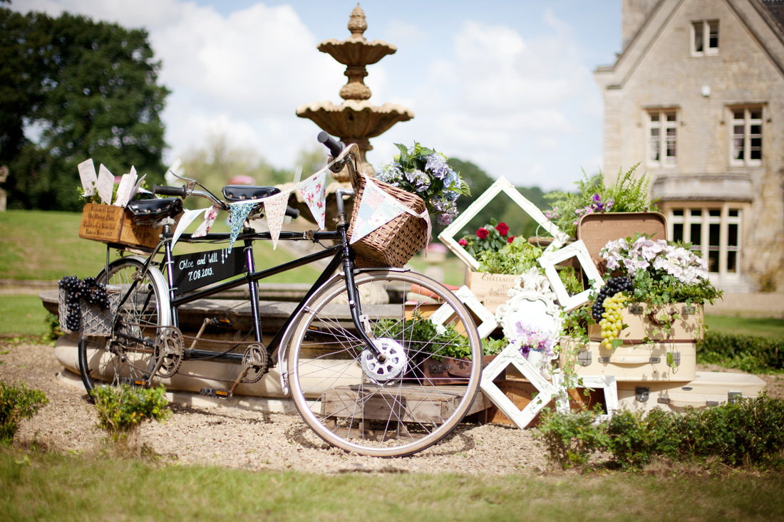 Vintage Bike Hire In Market Harborough And London Nerissa Eve Weddings