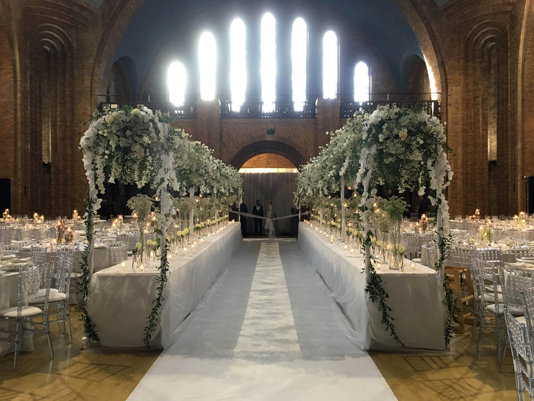 Kelham Hall Nerissa Eve Weddings hire