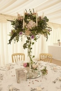 Candelabra Hire In Market Harborough Leicestershire