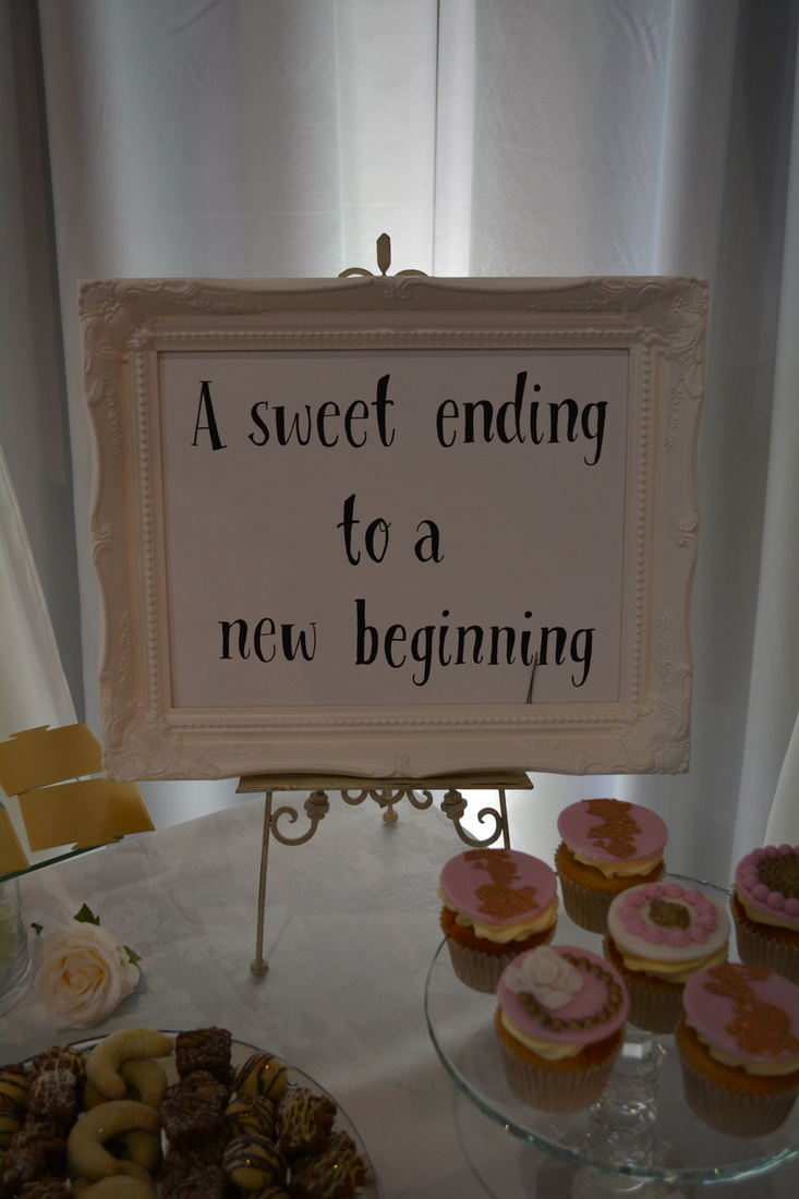 Nerissa Eve Weddings chalk boards