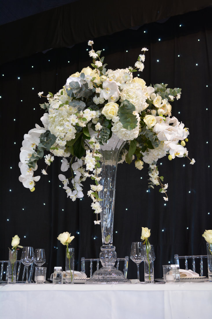 Nerissa Eve Weddings decor and prop hire