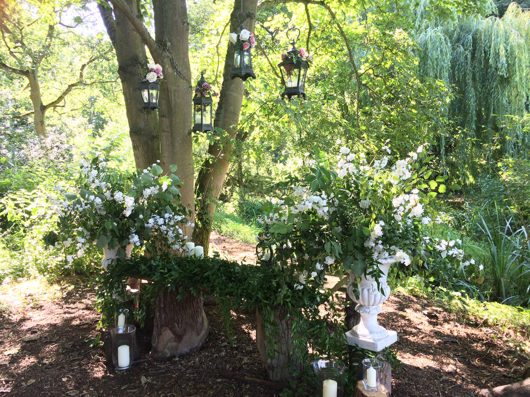 Nerissa Eve Weddings decoration hire