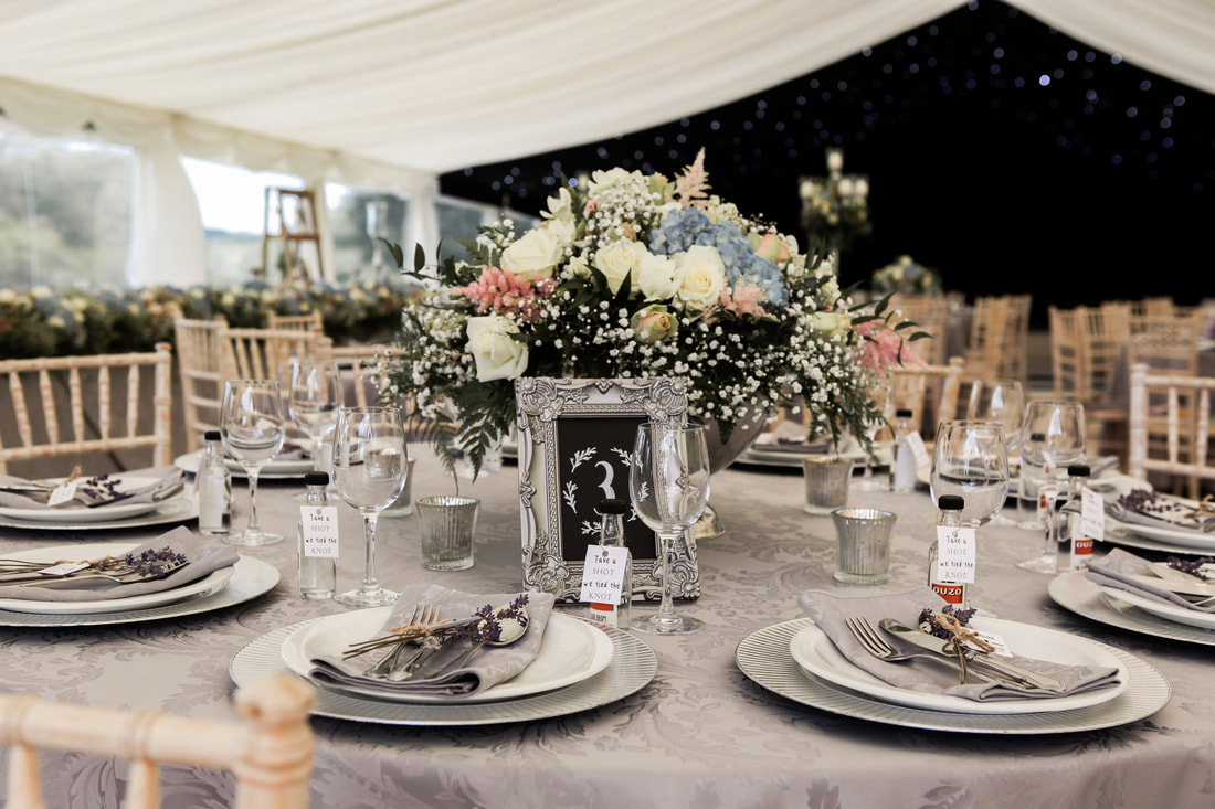 Nerissa Eve Weddings decor hire